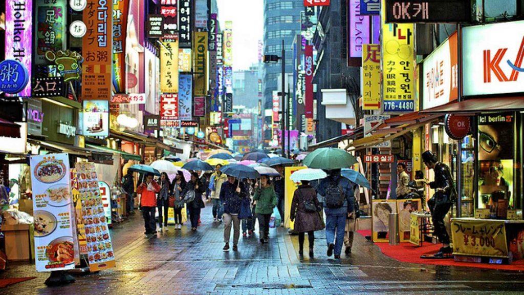 Korean escort agencies in Seoul