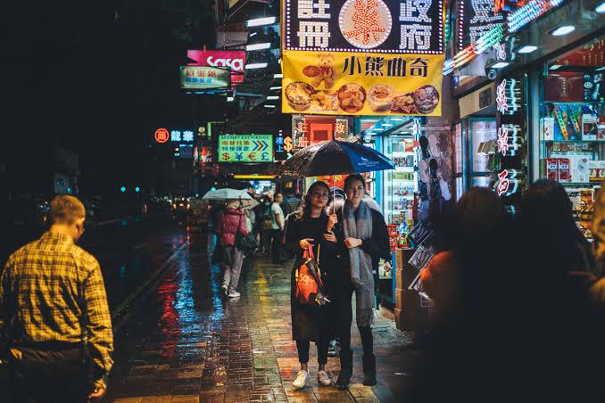 HK Tourist Guide